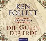 Die Säulen der Erde von Follett. Ken (2003) Audio CD