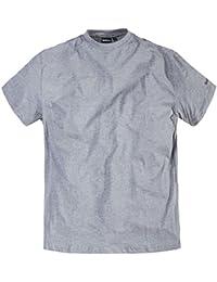 Camiseta básica North 56º4 by Allsize XXL gris