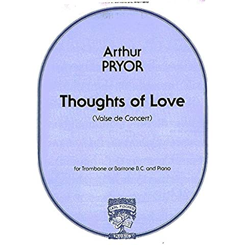 PRYOR A. - Thoughts of Love para Trombon Baritono