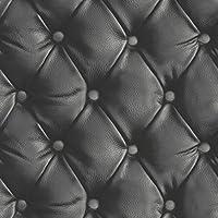 Arthouse - Papel pintado, negro, 53 cm x 10.05 m