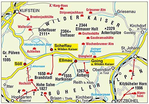 Zoom IMG-1 wilder kaiser ellmau going scheffau