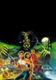Big Trouble In Little China Movie Poster 70 X 45 cm
