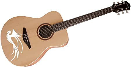 meSleep Phoenix Guitar Sticker