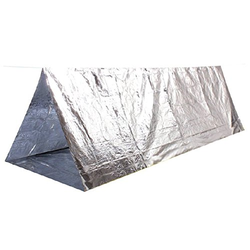 Direct Store Outdoor Hiking Camping Emergency Shelter Survival Thermal Tube Tent