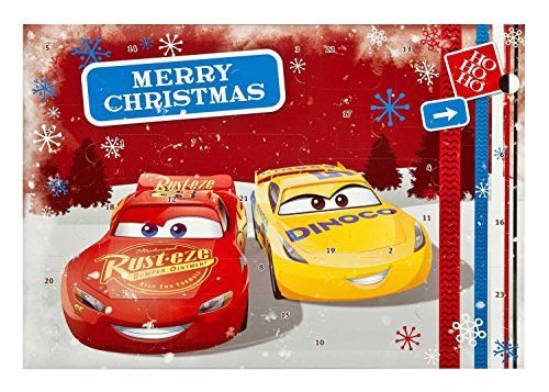 Undercover CAAD8021 - Adventskalender Disney Pixar Cars