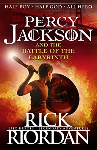 Percy Jackson and the Battle of the Labyrinth (Book 4) por Rick Riordan