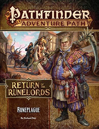 Pathfinder Adventure Path: Runeplague (Return of the Runelords 3 of 6) por Richard Pett