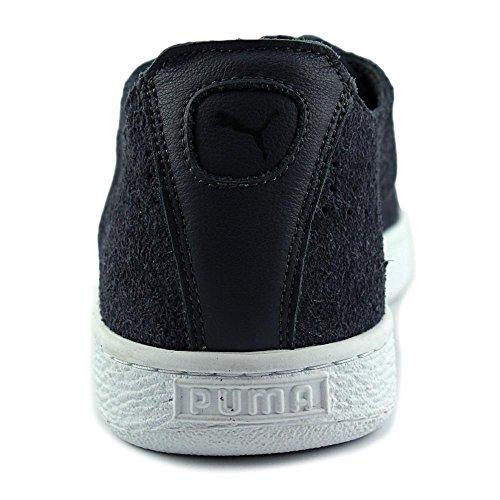 Puma States x Stampd Cuir Baskets Asphalt-White