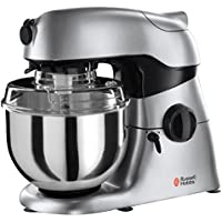 Russell Hobbs 18553 800W 4.6 Litre Kitchen Machine (Silver)