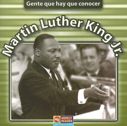 Martin Luther King, Jr (Gente que hay que conocer) por Jonatha A. Brown