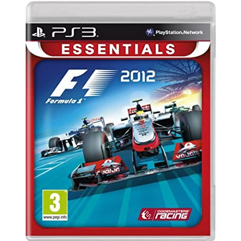 F1 2012 Essentials (Playstation 3) [importación inglesa]