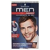 Shampoo per coprire capelli bianchi uomo