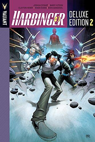 Harbinger Deluxe Edition Vol. 2 (Harbinger (2012- ))