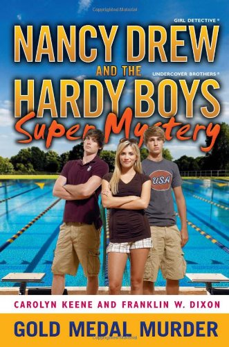 Gold Medal Murder (Nancy Drew/Hardy Boys, Band 4) - Drew Nancy Hardy Boys