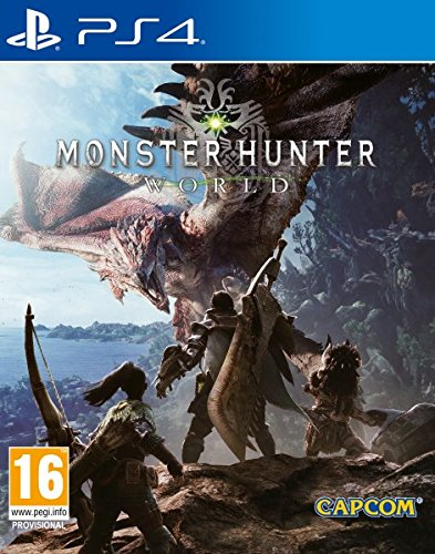 Monster Hunter: World (precio: 58,73€)