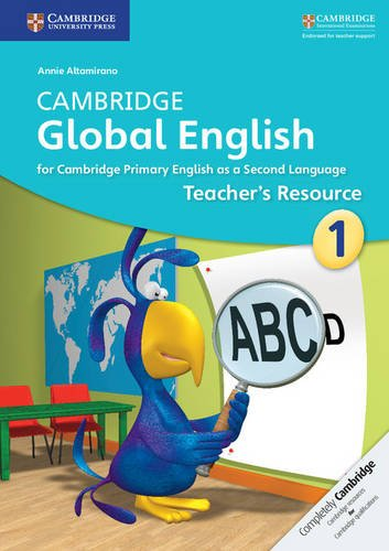Cambridge Global English Stage 1 Teacher's Resource