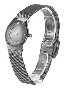 Skagen - 233XSTTM - Montre Femme - Quartz - Analogique - Bracelet Acier Gris