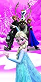 Disney Beach Towel Frozen Anna & Elsa Fr...