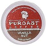 Puroast Coffee Keurig Cups, Vanilla Nut, 30 Count