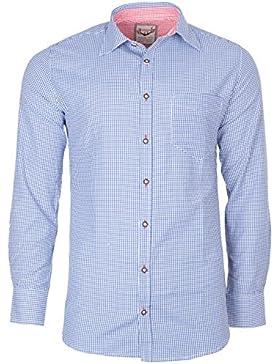 Stockerpoint Trachtenhemd Dave2 vers. Farben u. Größen