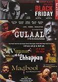Set of 4 DVD's - Set 2 (Black Friday/Gul...