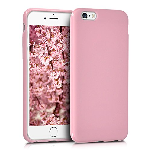 kwmobile-chic-tpu-silicone-case-per-apple-iphone-6-6s-in-rosa-antico-opaco