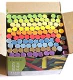 Creation Station Dustless Blackboard Chalk, Multi-Colour