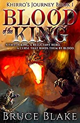 Blood of the King (Khirro's Journey Book 1) (English Edition)