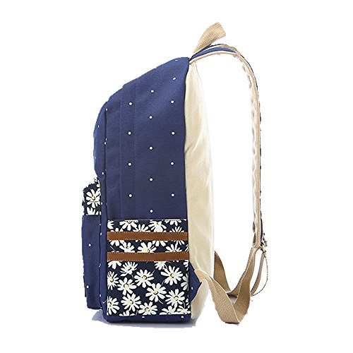 ZUNIYAMAMA - Borsa a Zainetto bambina Light Blue