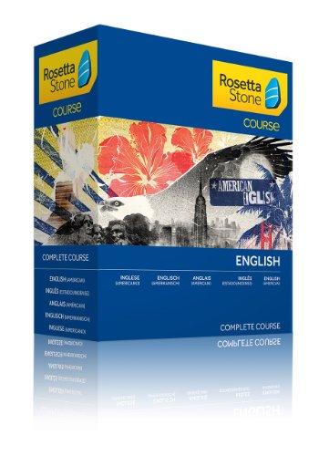 Rosetta Stone Course - Komplettkurs Englisch (Amerikanisch)
