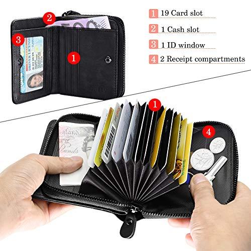 c04b461f4035f Geldbörse Herren Leder RFID Schutz BTNEEU Geldbörse Herren Leder RFID  Schutz BTNEEU ...