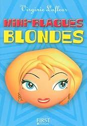 Petit livre de - Mini blagues blondes