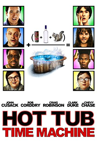 Hot Tub Time Machine [OV]
