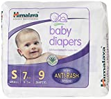 Himalaya Baby Small Size Diapers (9 Count)