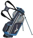 Mizuno 2018br-d4Ständer Golf Tasche, herren, 240215.9155.06.950, Grey/Light Blue,
