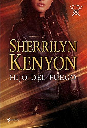 La Liga. Hijo del fuego (Novela romántica)