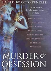 Murder and Obsession by Kent Anderson (2000-06-15)