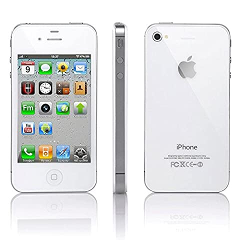 Iphone 4S - 16Go - Blanc Smartphone reconditionné à  neuf