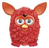 Hasbro A0004362 - Furby Edition Hot rot - deutsche Version
