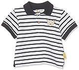 Steiff Baby - Jungen Poloshirt L001912304, Gr. 74, Weiß (Bright White 1000)