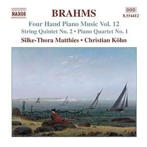 Vierhändige Klaviermusik Vo. 12