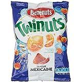 Benenuts Twinuts Cacahuète Enrobée Croustillante Saveur Mexicaine 150 g