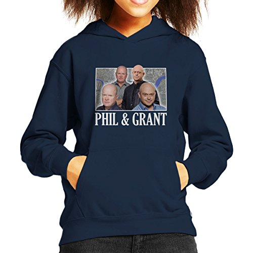 The Mitchell Brothers Eastenders Montage Kid's Hooded Sweatshirt Mitchell Brothers-filme