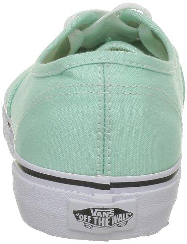 Vans U Authentic - Baskets Mode Mixte Adulte Bleu (Beach Glass/Tru)