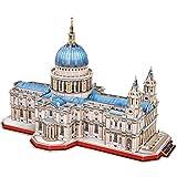 CubicFun Puzzles 3D Londres St.Paul's Cathedral Arquitectura Iglesia...