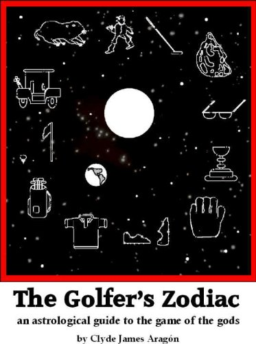 THE GOLFER'S ZODIAC (English Edition) -