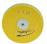 PROXXON 28000 Stoff Polierschwabbel, hart zu Poliermaschine PM100