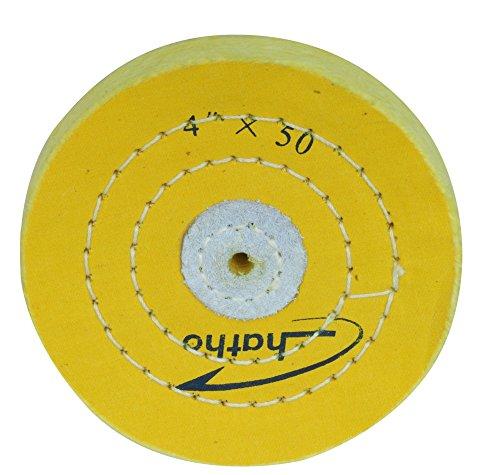 Proxxon Micromot 28000 Stoff-Polierschwabbel, hart Durchmesser 100mm 1St.