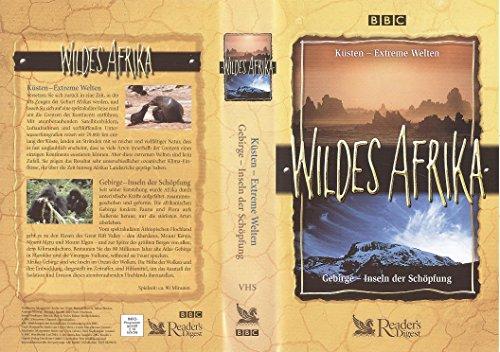 Wildes Afrika (3 VHS)