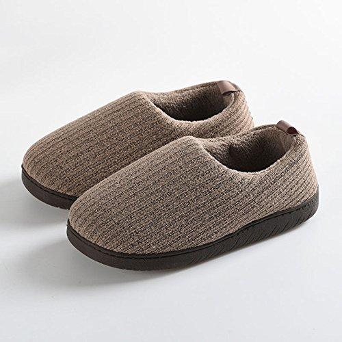 Gemütlich Monat Schuhe Paket mit weichen Sohlen schwangere Frauen Anti-Rutsch-Monat Schuhe Wasser Mutterschaft postpartale Schuhe Dicke Moon Hausschuhe (3 Farben optional) (Größe optional) Erhöht ( Farbe : B , größe : 38 ) (Oxford Mutterschaft)